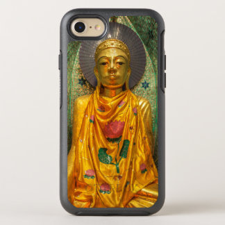 Golden Buddha In Temple OtterBox Symmetry iPhone 8/7 Case