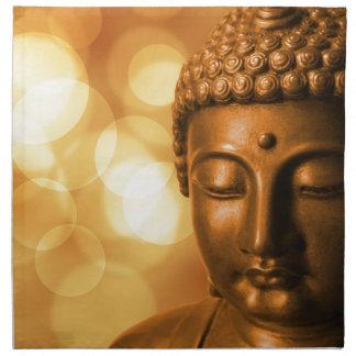 Golden Buddha Napkin