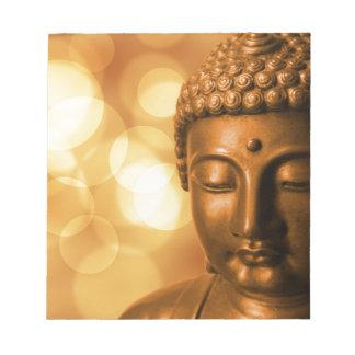Golden Buddha Notepads