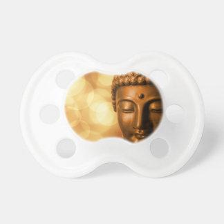 Golden Buddha Pacifier