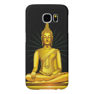 Golden Buddha Samsung Galaxy S6 Case