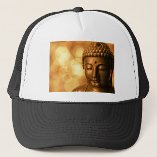 Golden Buddha Trucker Hat