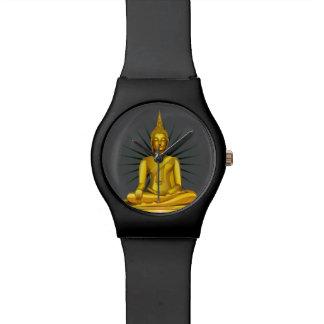 Golden Buddha Watch