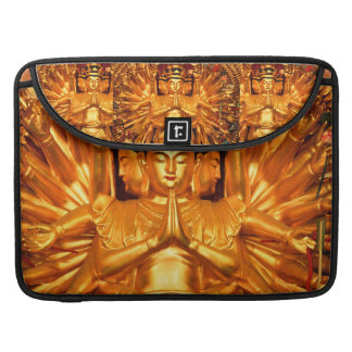 GOLDEN BUDDHAS MAC SLEEVE 15 IN.
