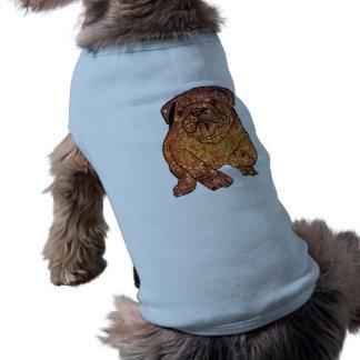Golden Bulldog French Buldog DoggieTank Top