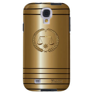 Golden Business & Legal Lawyer Samsung Galaxy S4 C