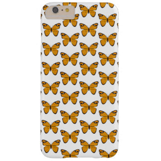 Golden Butterfly Barely There iPhone 6 Plus Case