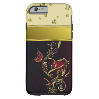 Golden Butterfly Casemate IPhone 6 Tough Case