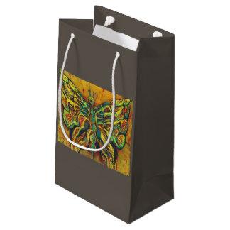Golden Butterfly Designer Gift Bag