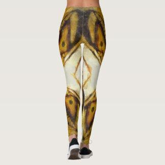 Golden Butterfly Leggings