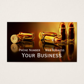 Golden Cartidges Business Card