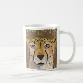 Golden Cheetah Mug