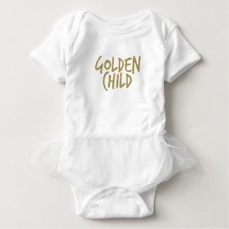 Golden Child Baby Bodysuit