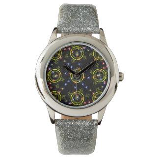 Golden Circles Watch