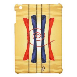 Golden Cloud Banners iPad Mini Case