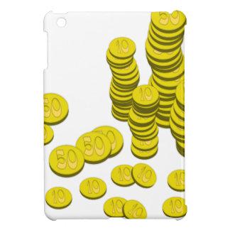 Golden Coins iPad Mini Cases