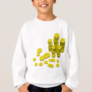 Golden Coins Sweatshirt