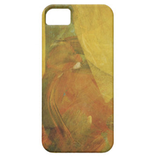 Golden Collage Phone Case