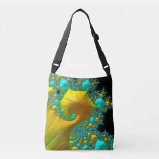 Golden Cone Body Bag Design