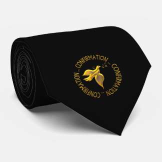 Golden Confirmation and Holy Spirit Tie