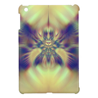 Golden Confusion Fractal Cover For The iPad Mini