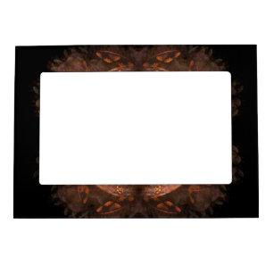 Golden Copper Shimmer Magnetic Frame