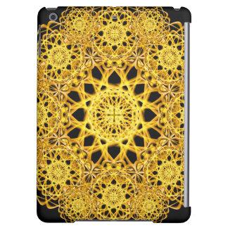 Golden Cross Mandala iPad Air Case