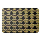 Golden Crown #2 Bath Mat