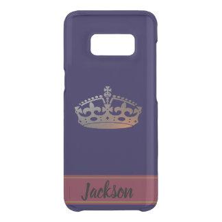 Golden Crown Uncommon Samsung Galaxy S8 Case