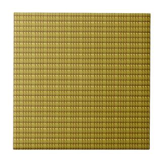 Golden CRYSTAL Template Ceramic Tile
