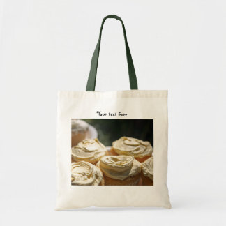 Golden Cupcakes Designs Tote Bag