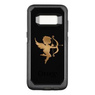 Golden Cupid OtterBox Commuter Samsung Galaxy S8 Case
