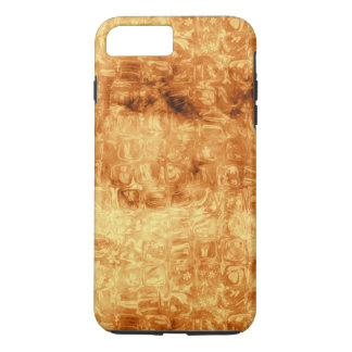 Golden Daisy Reflections Abstract iPhone 7 Plus Case