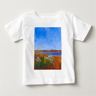 Golden Delaware River Baby T-Shirt