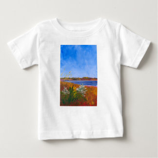 Golden Delaware River Baby T-Shirt