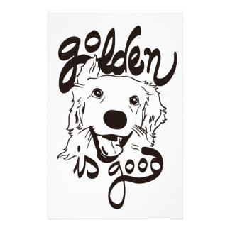 Golden Delicious is Good Stationery