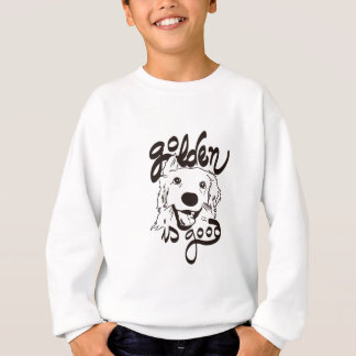 Golden Delicious is Good Sweatshirt