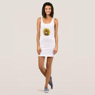 Golden Dharma Girl Dress