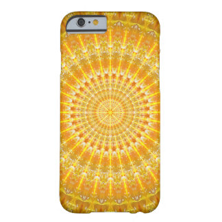 Golden Disc of Secrets Mandala Barely There iPhone 6 Case