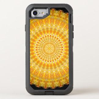 Golden Disc of Secrets Mandala OtterBox Defender iPhone 7 Case