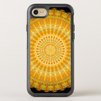 Golden Disc of Secrets Mandala OtterBox Symmetry iPhone 7 Case
