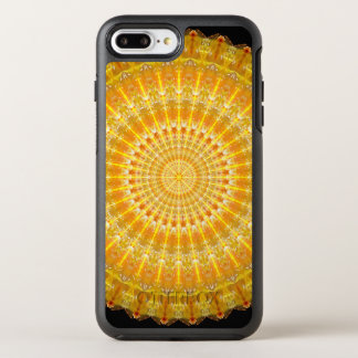 Golden Disc of Secrets Mandala OtterBox Symmetry iPhone 7 Plus Case