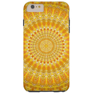 Golden Disc of Secrets Mandala Tough iPhone 6 Plus Case