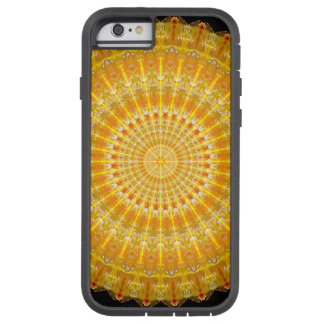 Golden Disc of Secrets Mandala Tough Xtreme iPhone 6 Case