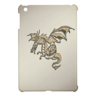 Golden Dragon Case For The iPad Mini