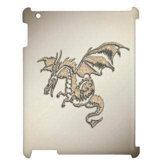 Golden Dragon iPad Cover
