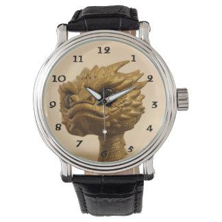 Golden Dragon Watch