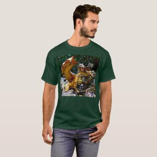 Golden Dragons Nest T-Shirt