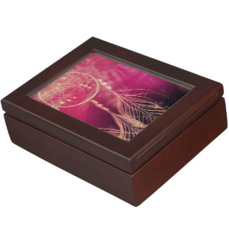 Golden Dreams Keepsake Box