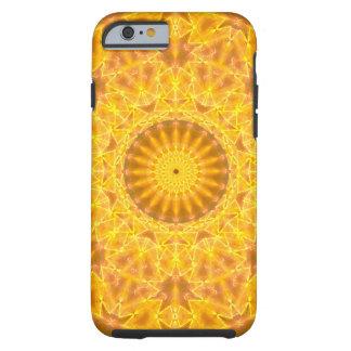 Golden Dreams Mandala Tough iPhone 6 Case